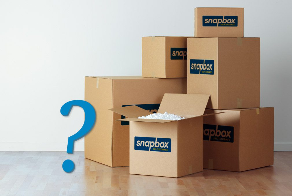 Self Storage Frequently Asked Questions