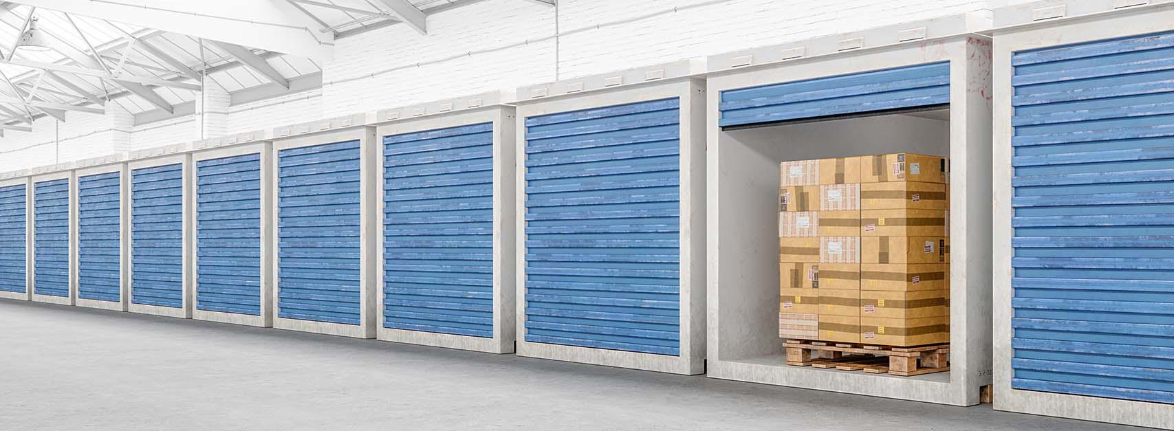 Types of Self Storage